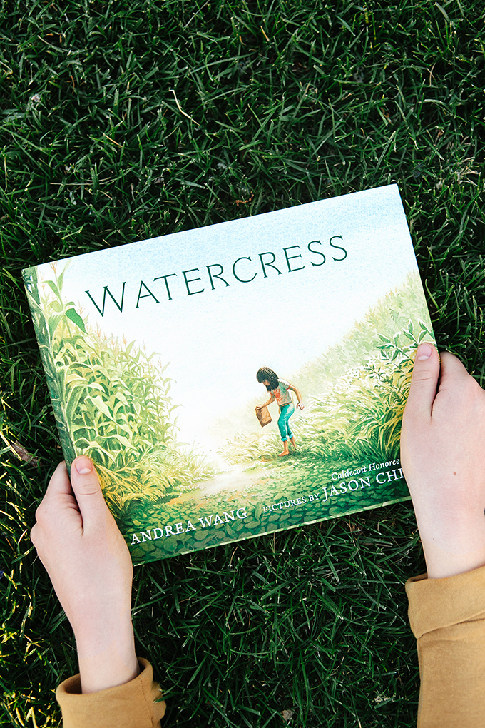 Watercress by Andrea Wang and Jason Chin
