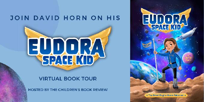Eudora Space Kid Book Tour
