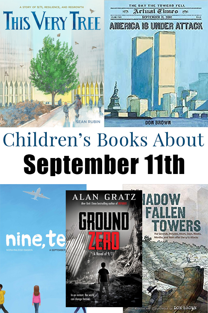 Children's Books About September 11th
