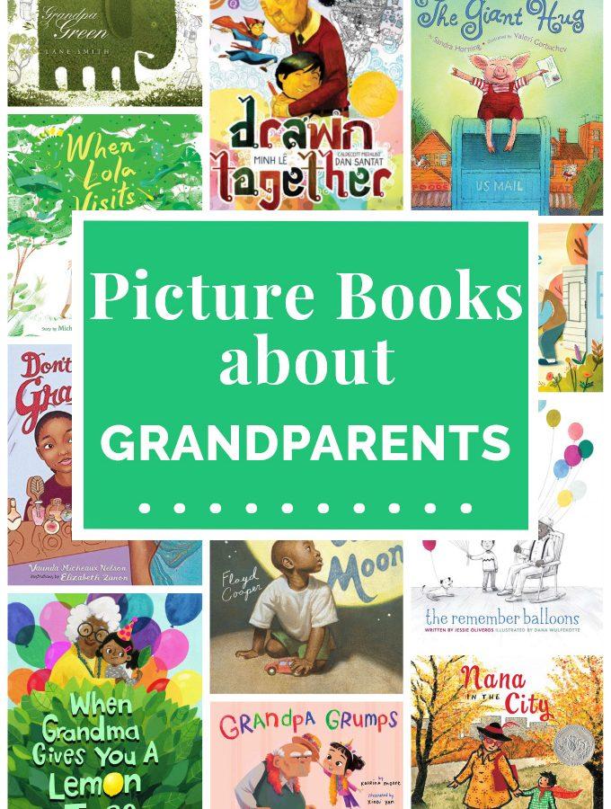 Grandparents Day Picture Books