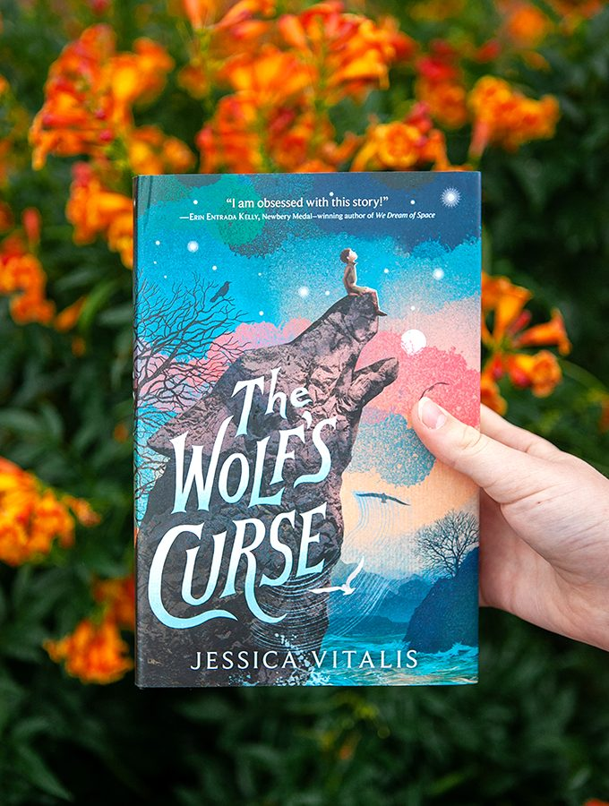 Review of The Wolf's Curse by Jessica Vitalis