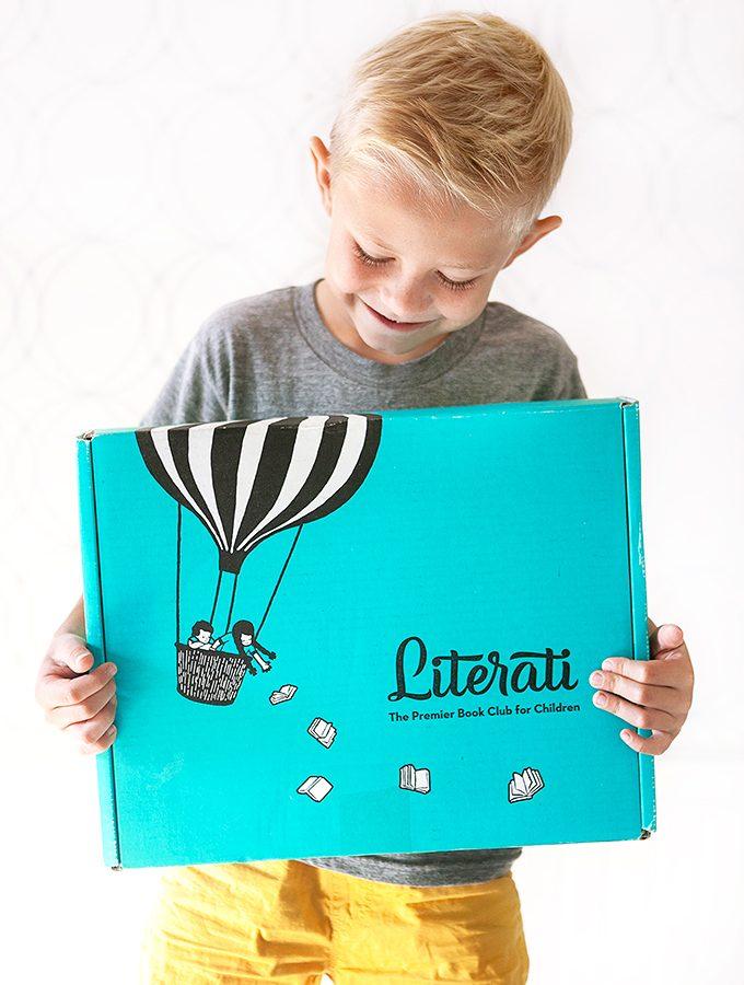 Unpaid Review of Literati Kids